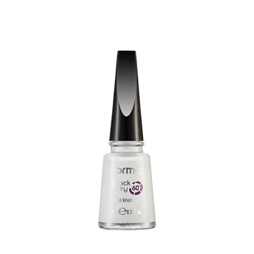 Flormar Quick Dry Nail Enamel - QD01
