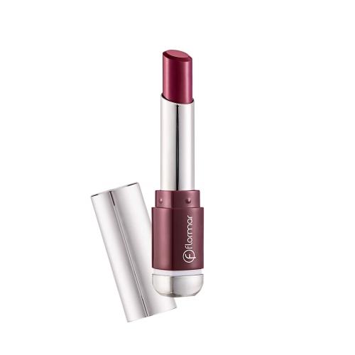 Flormar Primen Lips Ruj Pl02 4 Red Violet