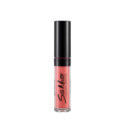 Flormar Silk Matte Liquid Lipstick Pink Dream