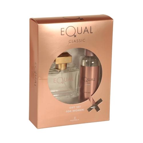 Equal Edt Women+Hediyeli Kofre