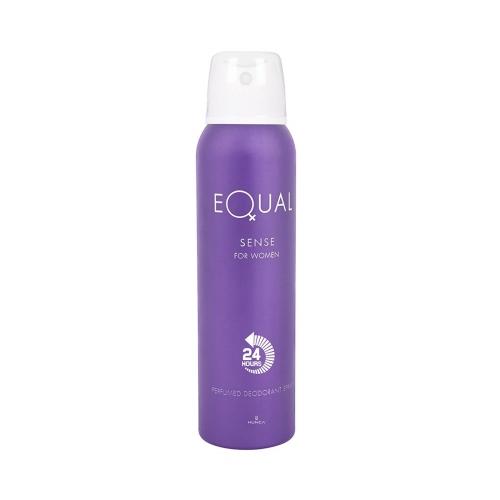 Equal Deodorant Sense Women 150 Ml