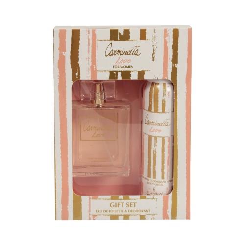 Carminella Love Edt Woman 100 Ml+Deodorant Kofre