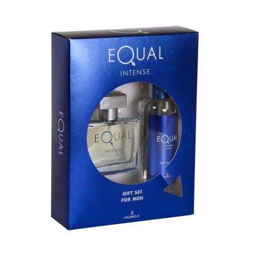 Equal Edt Intense Men+Deodorant Kofre