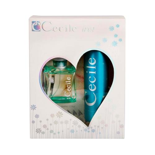 Cecile Edt 100 Ml + Deodorant 150 Ml İris