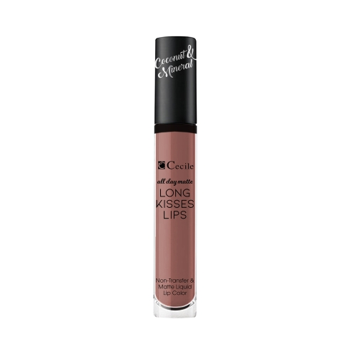 Cecile All Day Matte Long Kisses Lk05 Lipgloss