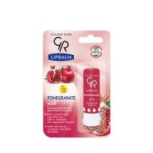 Golden Rose Lip Balm Pomegranate Spf15 (Nar)