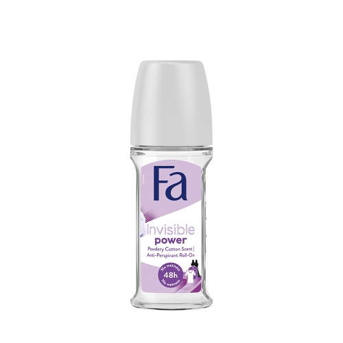 Fa Deodorant Roll-On Sport Invisible Power Women