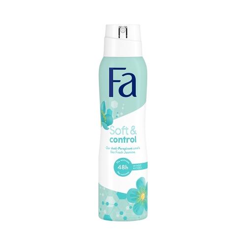 Fa Deodorant Soft&Control Women 150 Ml