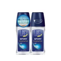Fa Deodorant Roll-On 2'li Sport For Men