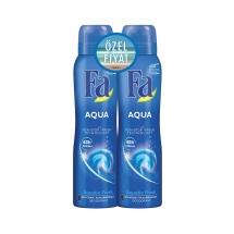 Fa Deodorant 2'li Aqua 150 Ml+150 Ml