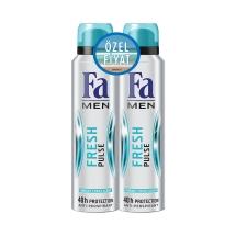 Fa Deodorant 2'li Fresh Pulse Men 150 Ml+150 Ml