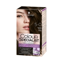 Colour Specialist Doğal Kahve 5-0