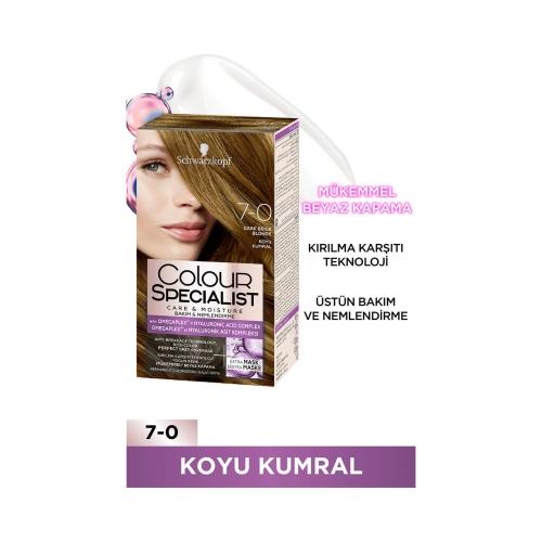 Colour Specialist Koyu Kumral 7-0