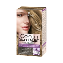 Colour Specialist Doğal Açık Kumral 8-0