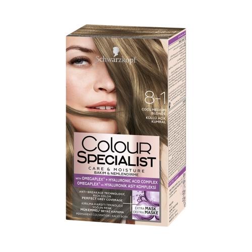Colour Specialist Küllü Açık Kumral 8-1