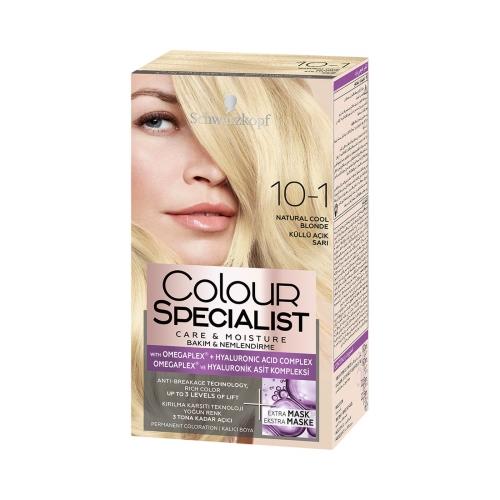 Colour Specialist Küllü Açık Sarı 10-1