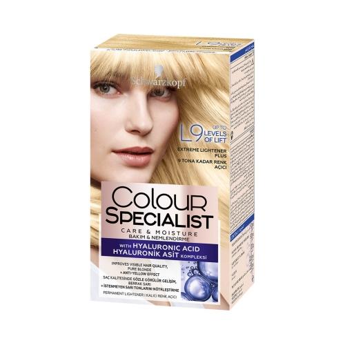 Colour Specialist Renk Açıcı Set L9