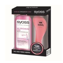 Syoss Şampuan Saç Dökülmesine Karşı 550 Ml+Tarak Hediyeli