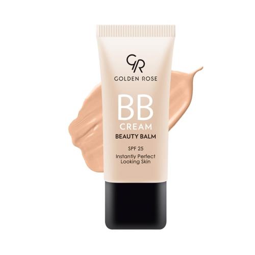 Golden Rose Bb Cream Beauty Balm No:02 Fair