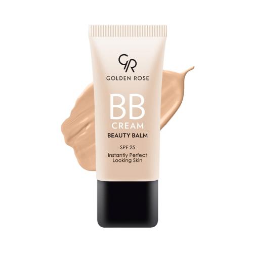 Golden Rose Bb Cream Beauty Balm No:03 Natural