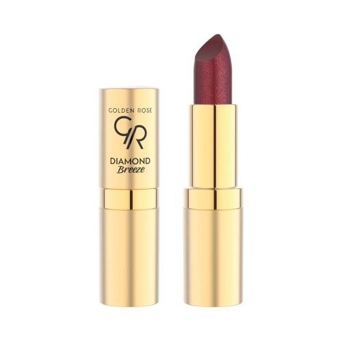 Golden Rose Diamond Breeze Shimmering Ruj Lipstick No:04 Plum Sparkle