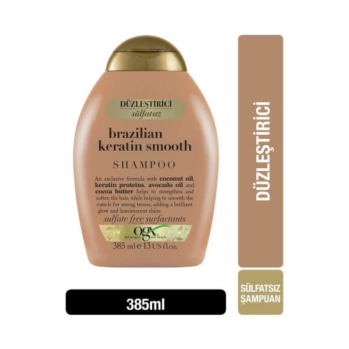 Ogx Brazilian Keratin Smooth Şampuan 385 Ml