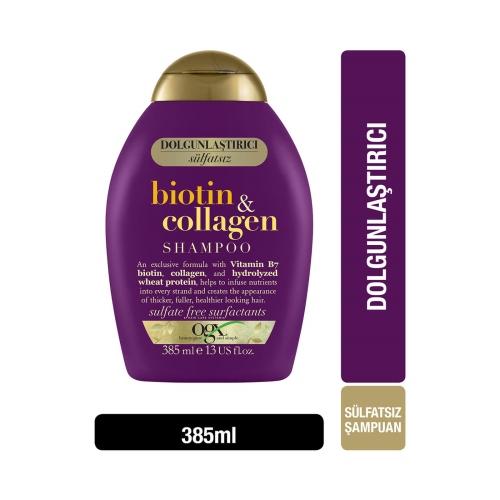 Ogx Biotin&Collagen Şampuan 385 Ml