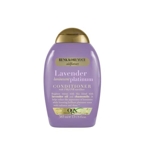 Ogx Lavender Platinum Saç Kremi 385 Ml