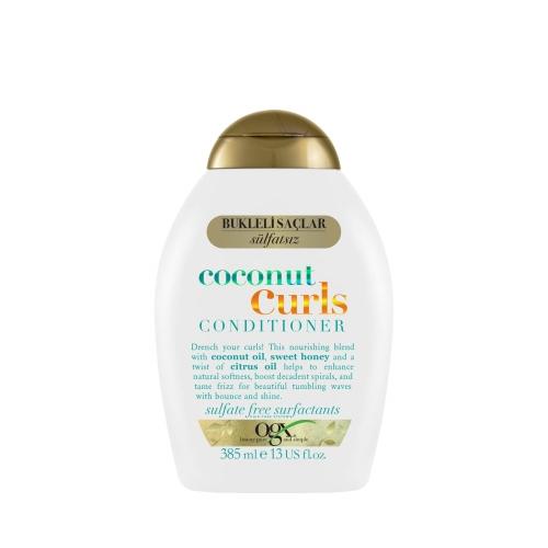 Ogx Coconut Curls Saç Kremi 385 Ml