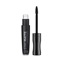 Rimmel Stay Matte Liquid Lip Colour 840 Pitch Black
