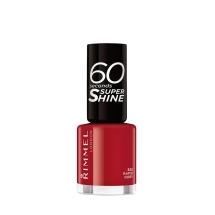 Rimmel 60 Seconds Super Shinenail Polish 320 Rapid Ruby