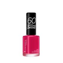 Rimmel 60 Seconds Super Shinenail Polish 310 Double Decker Red