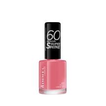 Rimmel 60 Seconds Super Shinenail Polish 405 Rose Libertine