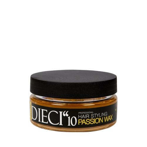 Dieci10 Hair Passion Wax 150 Ml Yellow