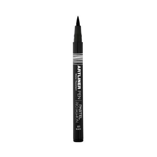 Pastel Profashion Artliner Pen 01 Black