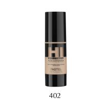 Pastel High Coverage Liquid Fondöten 402