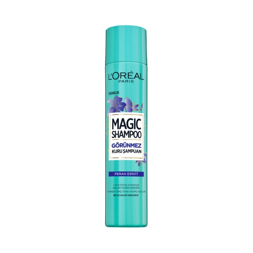 L'Oréal Paris Magic Shampoo Görünmez Kuru Şampuan 200ml -Ferah Esinti