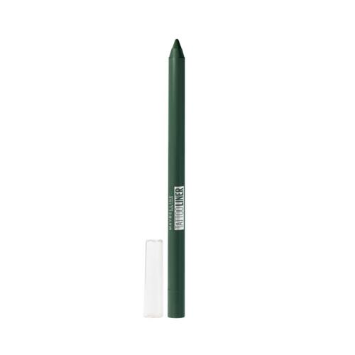 Maybelline New York Tattoo Liner Jel Göz Kalemi 932 Intense Green (Koyu Yeşil)