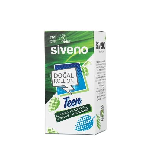 Siveno Doğal Roll On Teen Blue 50 Ml
