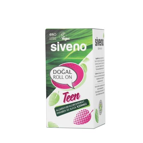 Siveno Doğal Roll On Teen Pink 50 Ml