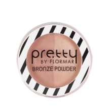Pretty Bronze Powder 20 Peach Bronze