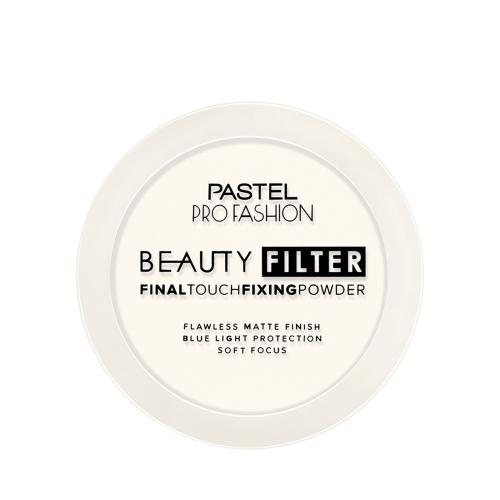 Pastel Profashion Beauty Filter Makyaj Sabitleyici Transparan Pudra 00
