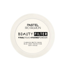 Pastel Profashion Beauty Filter Makyaj Sabitleyici Transparan Pudra 01