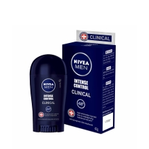 Nivea Stick Clinical İntense Control Erkek 42 Gr