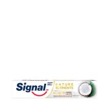 Signal Nature Elements Coco White Diş Macunu 75 Ml