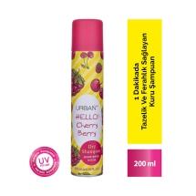 Urban Care Dry Shampoo Cherry Berry 200 Ml