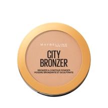Maybelline New York City Bronze Bronzlaştırıcı & Kontür Pudrası 200 Medium Cool (Orta, Soğuk Ton)
