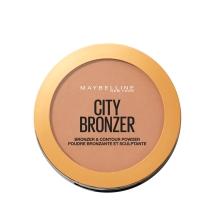 Maybelline New York City Bronze Bronzlaştırıcı & Kontür Pudrası 300 Deep Cool (Koyu, Soğuk Ton)