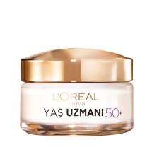 L'Oréal Paris Yaş Uzmanı 50 + Kırışıklık Karşıtı Yenileyici Krem 50 Ml
