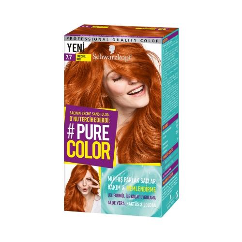 Pure Color 7-7 Tarçınlı Kek
